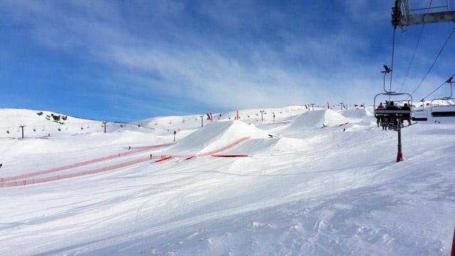 Cardona, nz, ski
