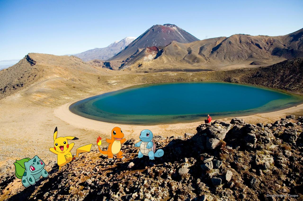 Pokémon Go, Nouvelle-Zélande