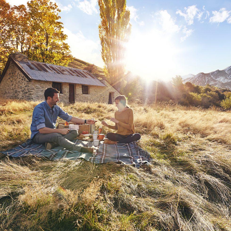 Voyage de noces en Nouvelle-Zélande