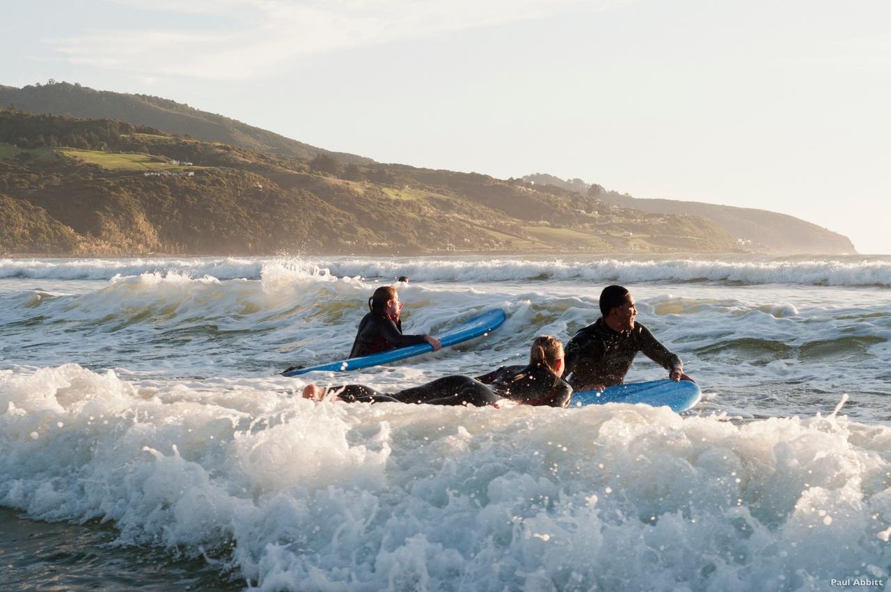 Surf à Raglan