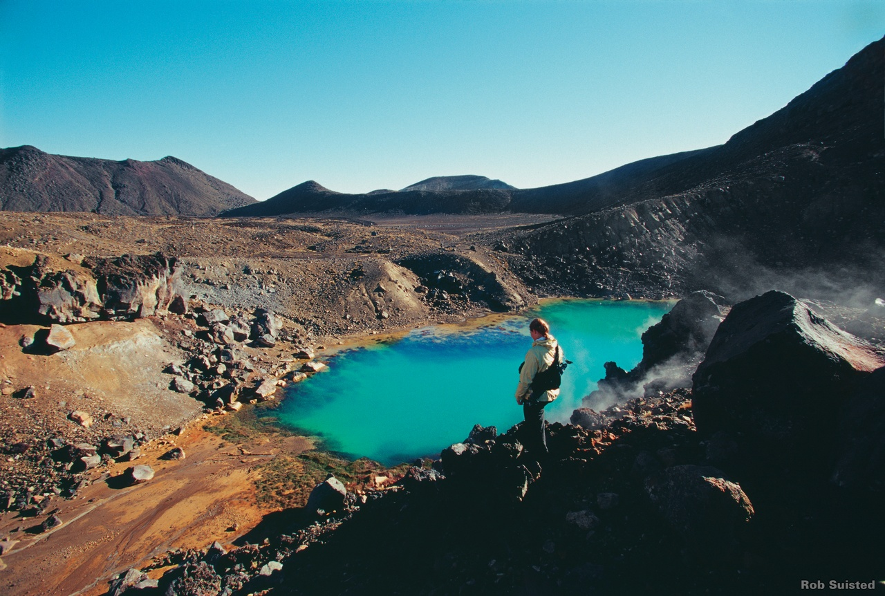Parc National du Tongariro